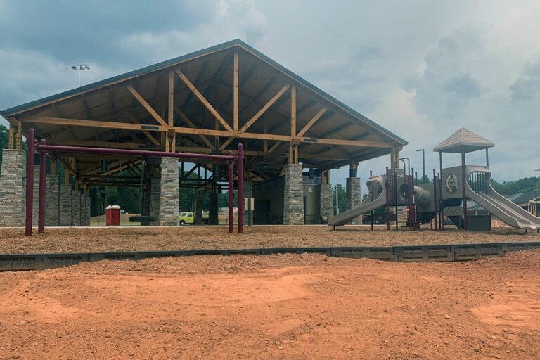 Southeast Outdoors Solutions Project Dawsonville Veterans Memorial Park