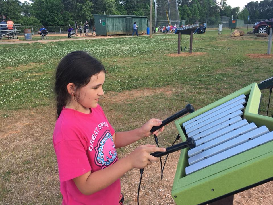 Southeast Outdoors Solutions Project Musical Instrument Play Components