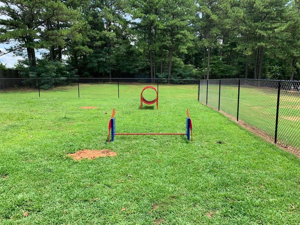 Southeast Outdoors Solutions Residential Bark Park