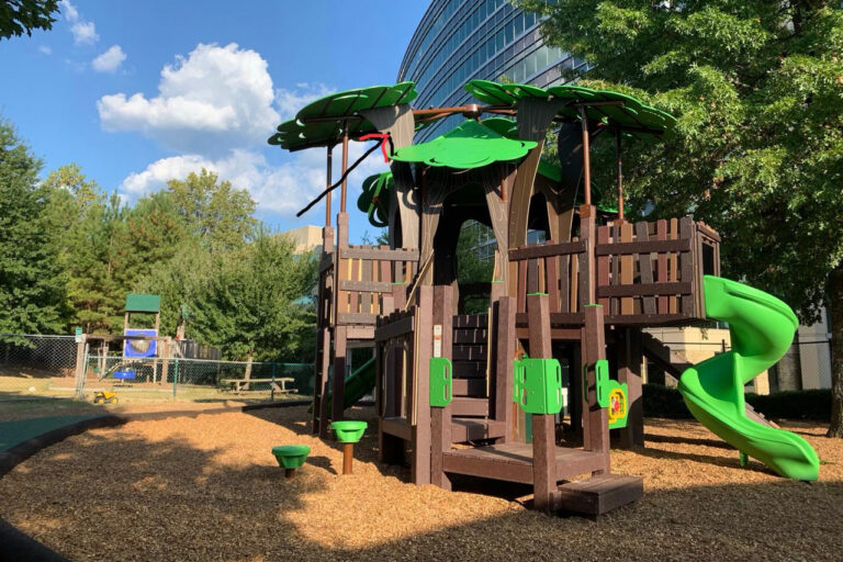 Southeast Outdoors Solutions Treehouse Playground